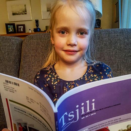 Informasjon til norske givere